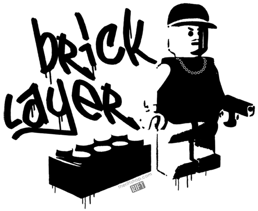 Lego Bricklayer